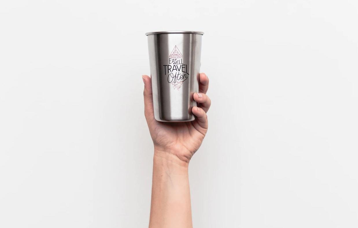 Tumbler Glass, Alat Minum yang Bisa Digunakan untuk Media Promosi