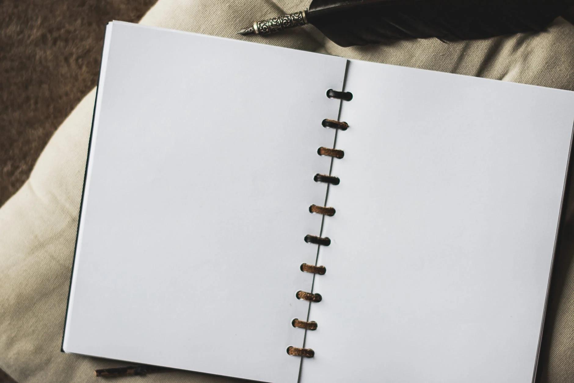 Mau Menulis Jurnal Harian? Pakai Saja Jenis Buku Bullet Journal