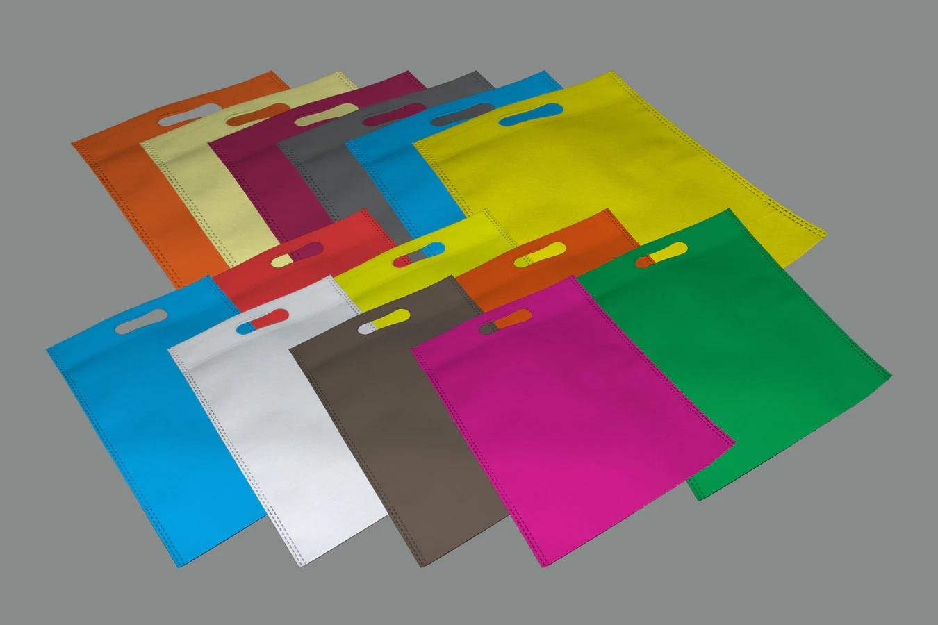 Berkenalan dengan Tas Spunbound, Kantong Multifungsi Warna-warni