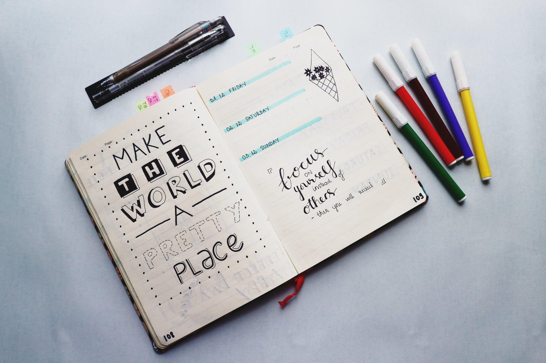 Buku Agenda Terbaik Agar Jadwal Anda Bisa Lebih Terorganisir